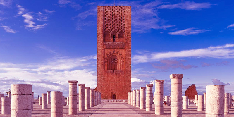 Hassan Tower Rabat