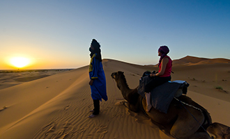 Two Nights In Merzouga Desert Camp