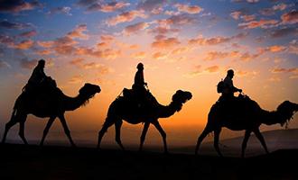 Night In Merzouga Desert Camp