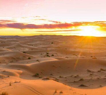 merzouga camel trek and tour