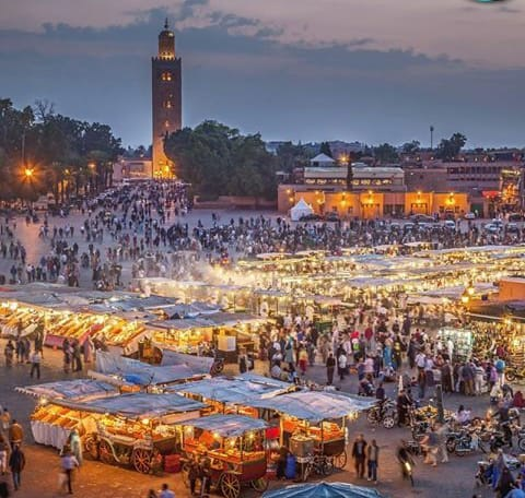 12 Days experience Morocco