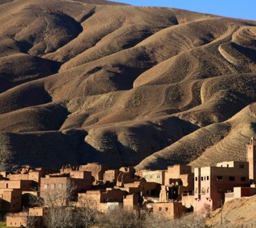 5 Days from Fes to Marrakech desert tour