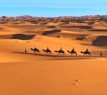 2 Days tour from Ouarzazate to Merzouga desert