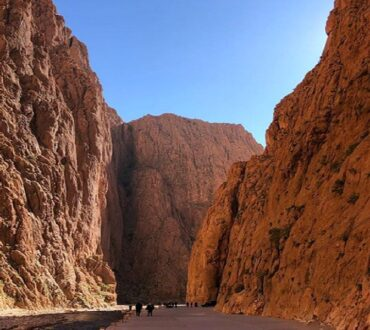 3 Days from Agadir to Marrakech via Sahara desert tour