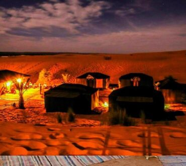 2 Nights in Merzouga desert camp