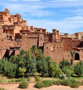 Ait Benhaddou Kasbah Day Trip