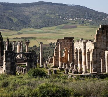 Volubilis & Meknas Day Trip